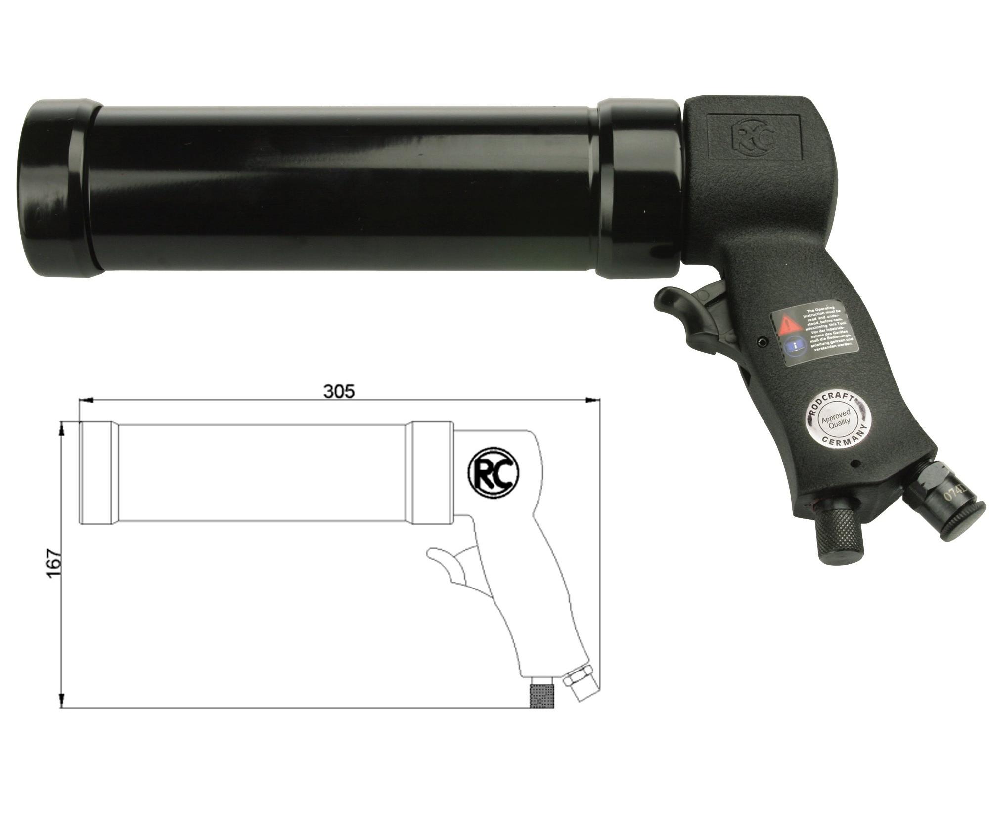 Пистолет Rodcraft