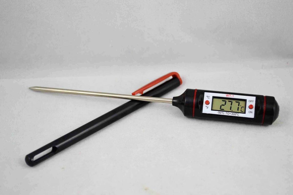 Фото термометра