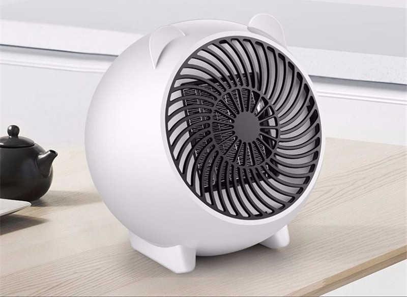 Фото тепловентилятора