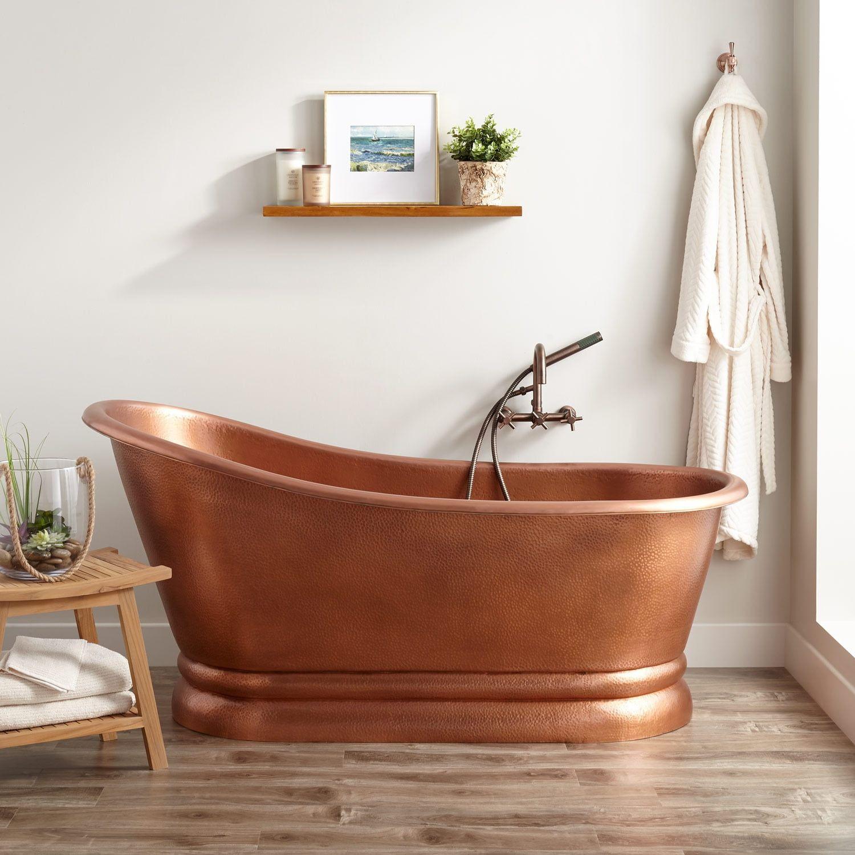 Фото бронзовой ванны