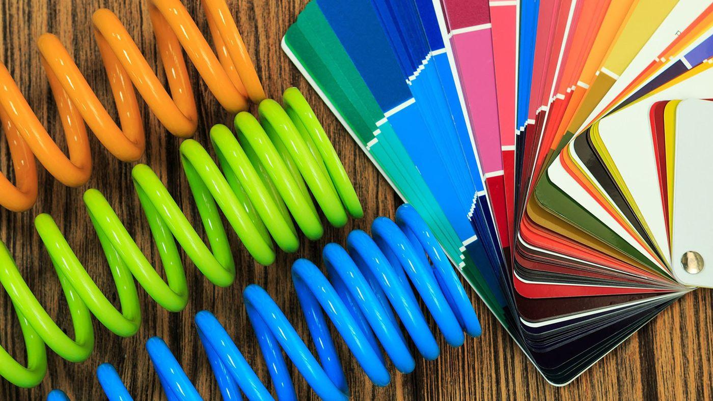 Цветовая палитра