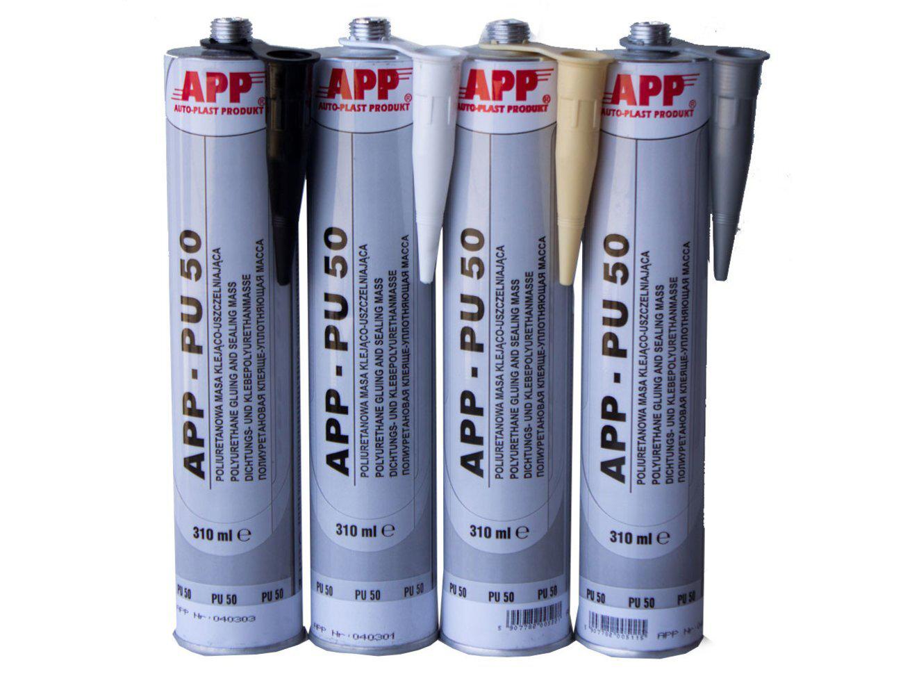 Фото герметика APP PU50