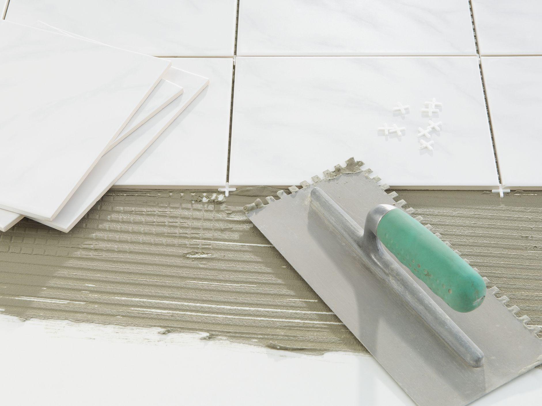 Шпатель для плитки