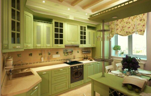 Фото интерьера кухни