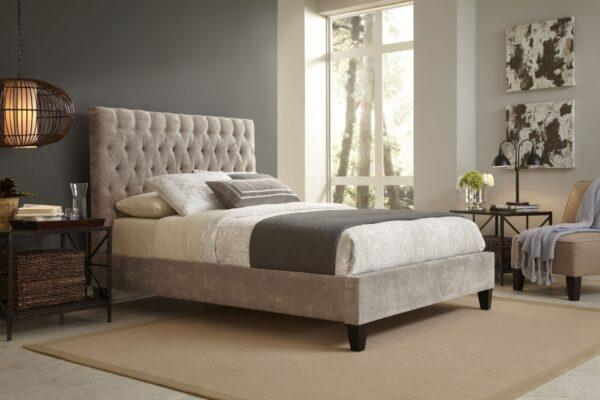 Песочная кровать в интерьере