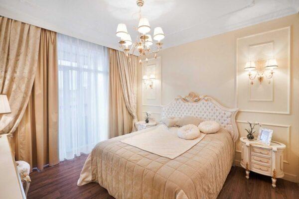 Песочная спальня