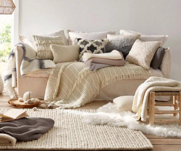 Фото песочного текстиля