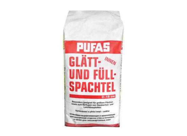 Шпаклевка Pufas Glatt+Full